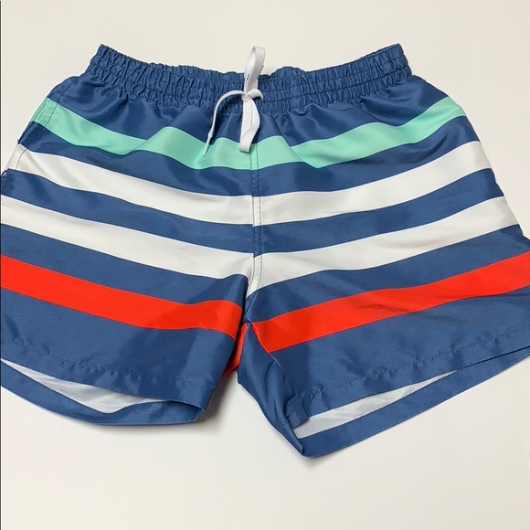 254c911ecd chubbies Other - Chubbies striped swim trunks w/pockets. Medium